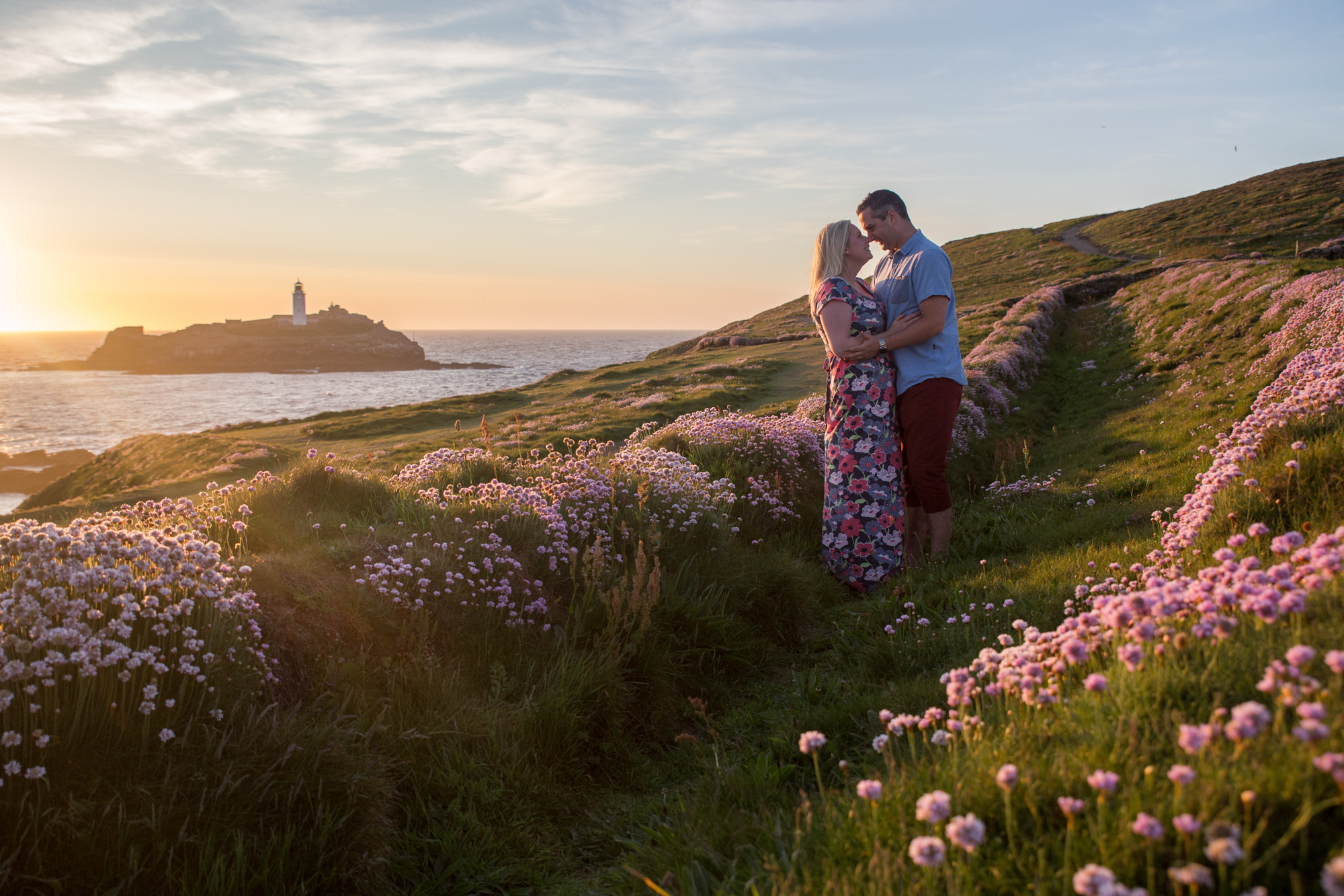 godrevy wedding photography