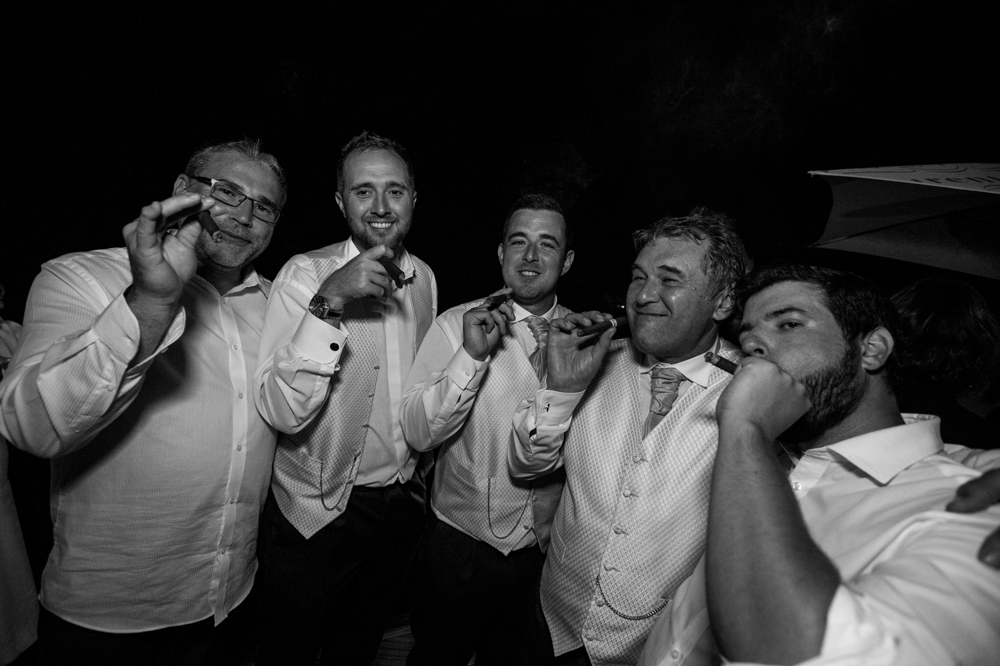 carbis bay hotel wedding by Tom Robinson Photography Cornwall wedding photographer