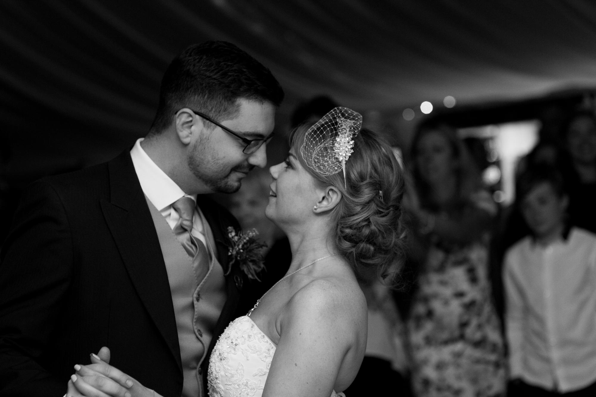 wedding at gwel an mor