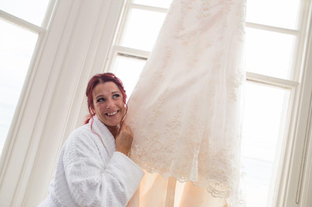 carbis bay hotel wedding by Tom Robinson Photography Cornwall wedding photographer
