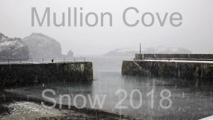 Mullion cove snow